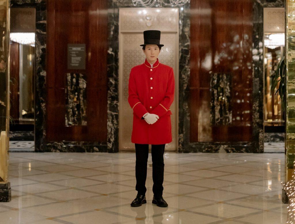 QR Hotel Ordering Concierge